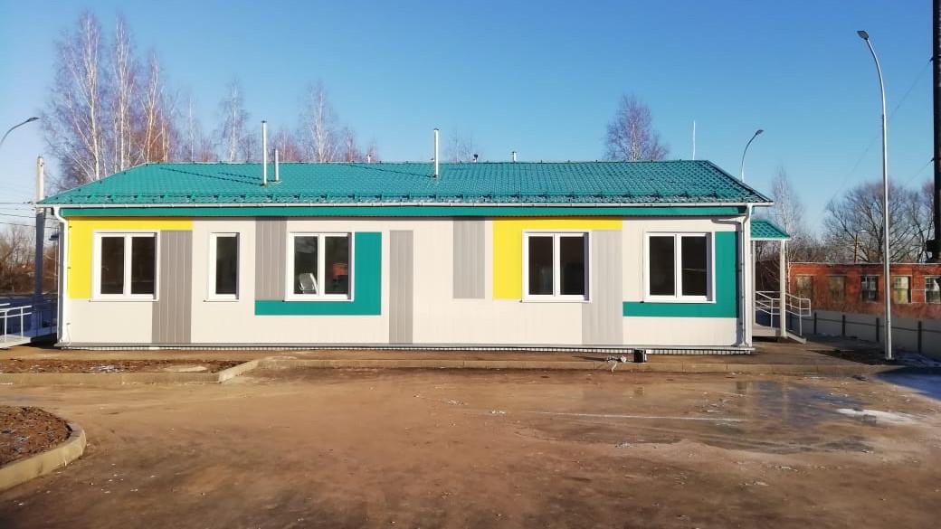 Два ФАПа готовятся к открытию в городском округе Коломна