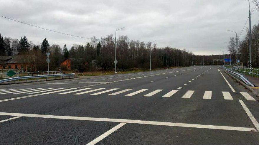 Ремонт дорог на Каширском шоссе