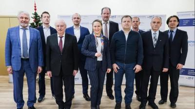 Екатерина Зиновьева наградила лучших экспортеров Подмосковья