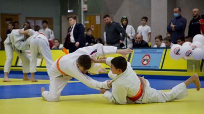 Глава подмосковного Минспорта открыл турнир по дзюдо в Дзержинском