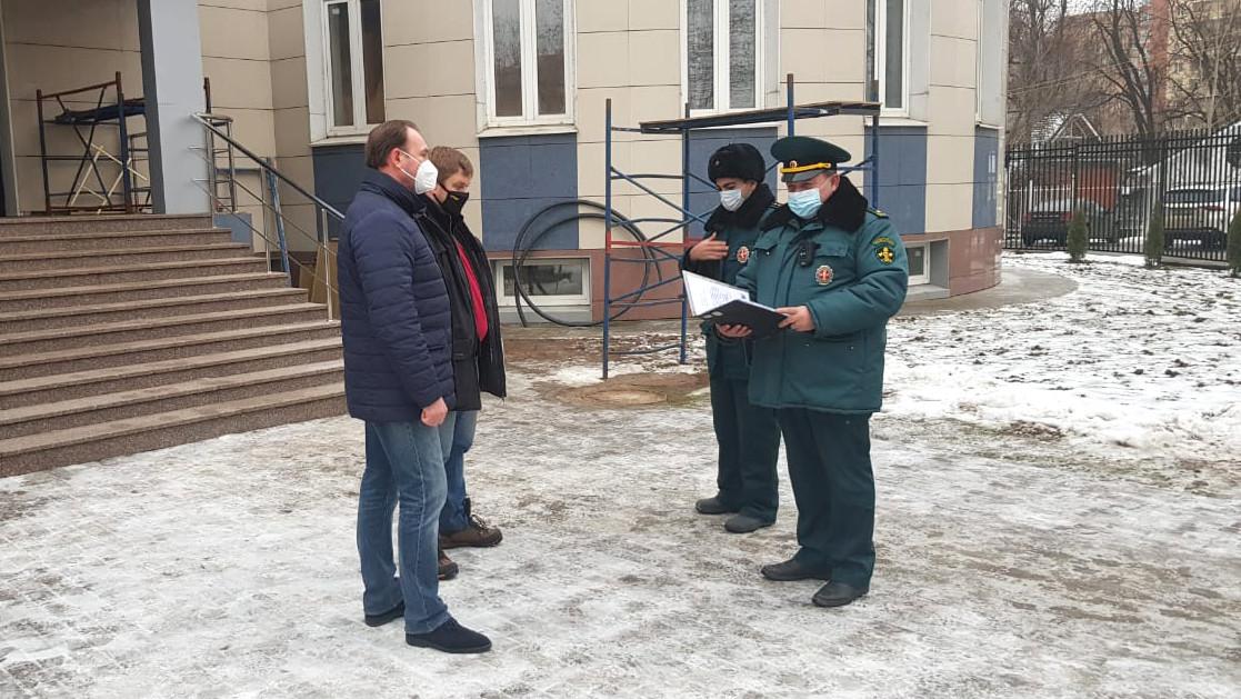 Главгосстройнадзор проверит общественно-деловой центр в Щелкове