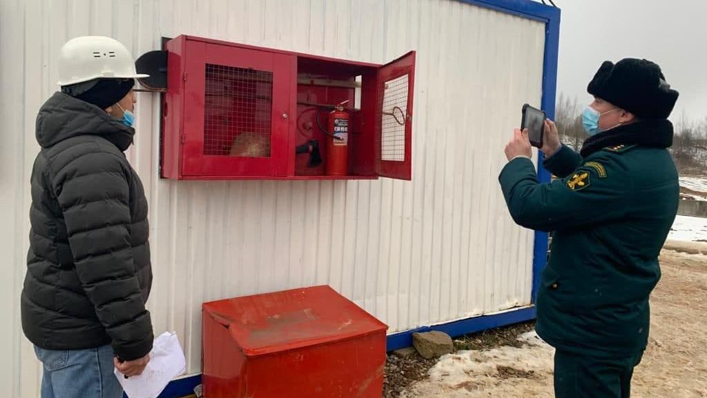 Главгосстройнадзор проверяет комплекс для гребного слалома в Сергиево-Посадском округе