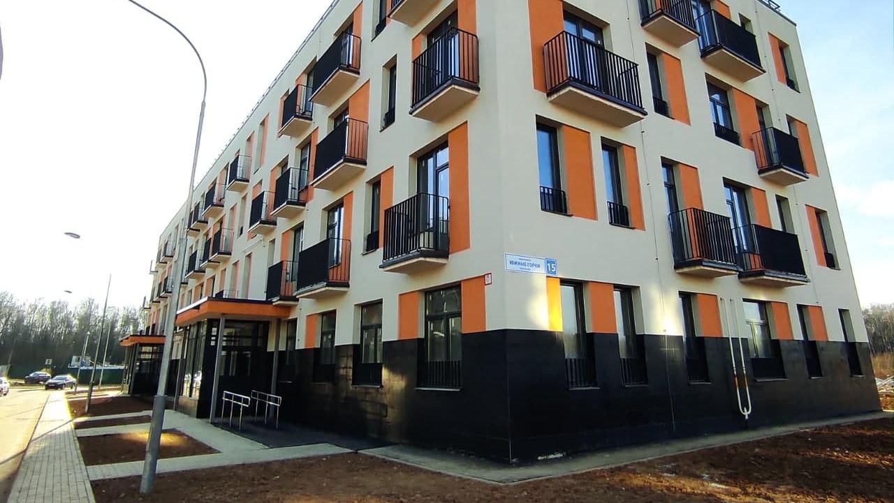 Главгосстройнадзор завершил проверку дома ЖК «Южная долина» в Ленинском округе