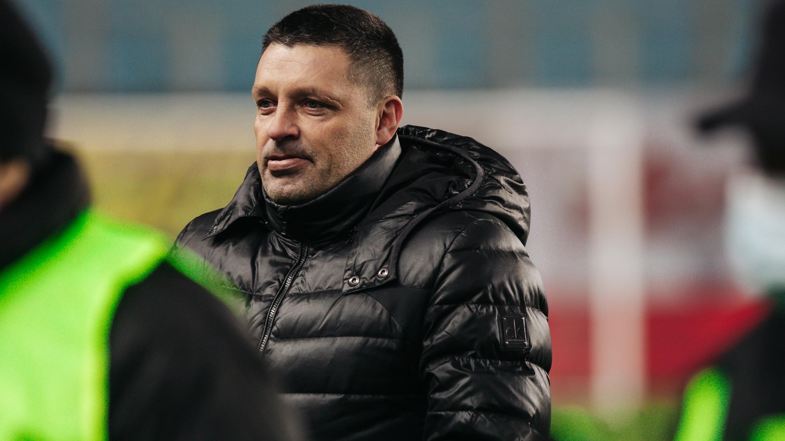 Главный тренер и футболист «Химок» стали лучшими в декабре в РПЛ