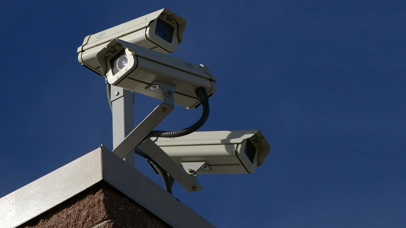 видеокамеры системы «Безопасный регион»