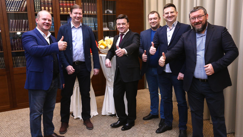 Губернатор принял участие в церемонии подведения итогов национального конкурса «Вкусы России»