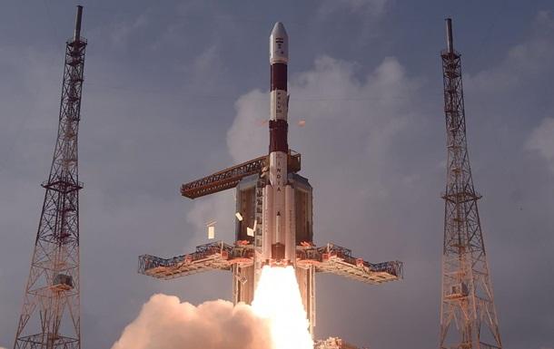 Индия запустила ракету со спутником связи