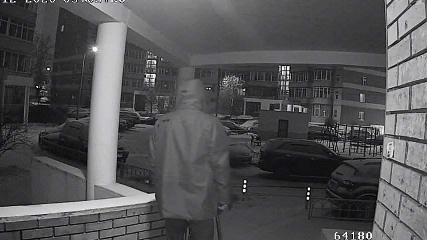Испортившего видеокамеру системы «Безопасный регион» мужчину задержали в Сергиевом Посаде
