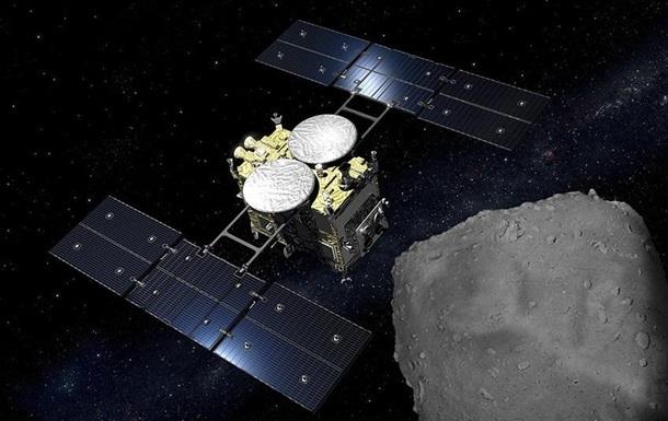 Японский зонд Хаябуса-2 сбросил на Землю образцы с астероида