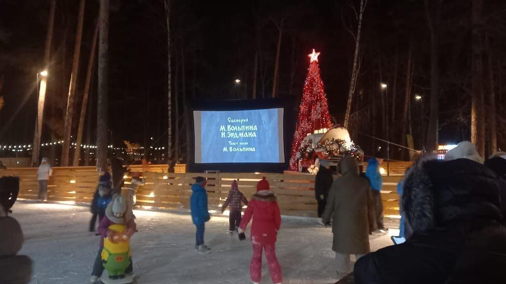 К проекту «Кинокаток» присоединилась новая площадка в Реутове