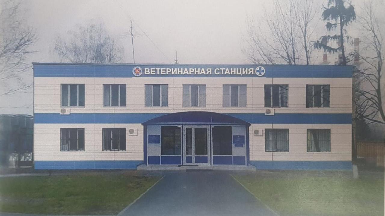 Капитальный ремонт 16 ветстанций планируется провести в Подмосковье