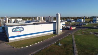 Крупнейший в России завод Danone отмечает 20-летие