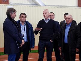 Министр спорта: «Задача по подготовке спортсменов на базах на территории России будет реализована»