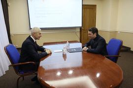Минспорт России окажет поддержку Мурманской области в строительстве спортивных объектов