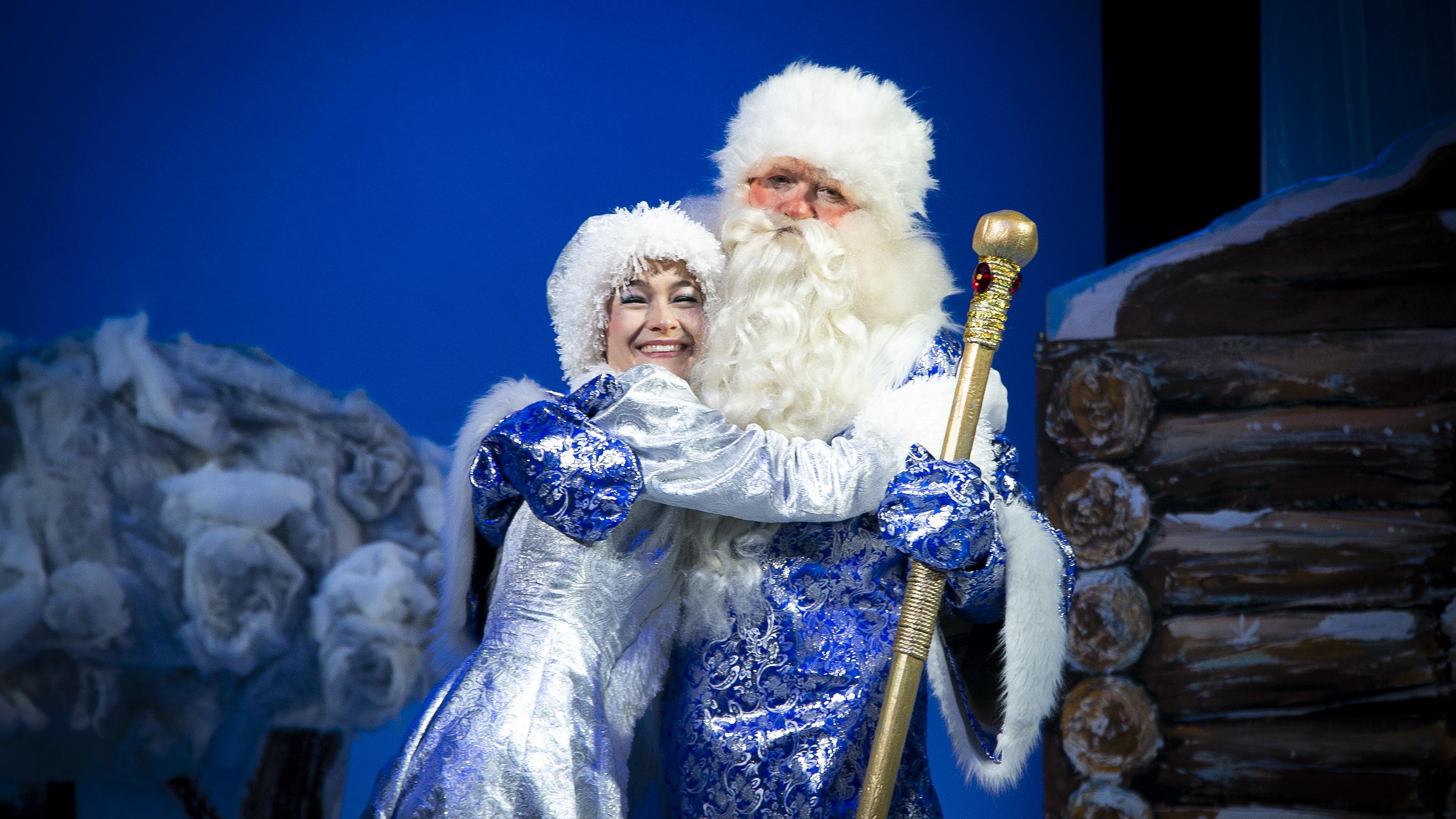 Московский областной театр драмы и комедии представляет детский спектакль «Волшебная сила»