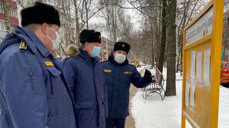 Начальник подмосковного Госадмтехнадзора проинспектировал Раменский городской округ