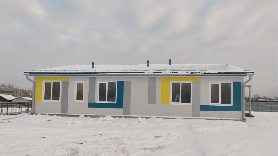 Новый ФАП готовится к открытию в городском округе Клин