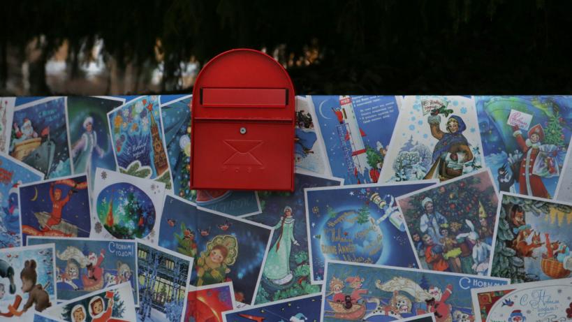 Опубликована карта почтовых ящиков Деда Мороза в Подмосковье