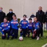 «Орбита-Юниор» - чемпион Подмосковья по мини-футболу 5х5