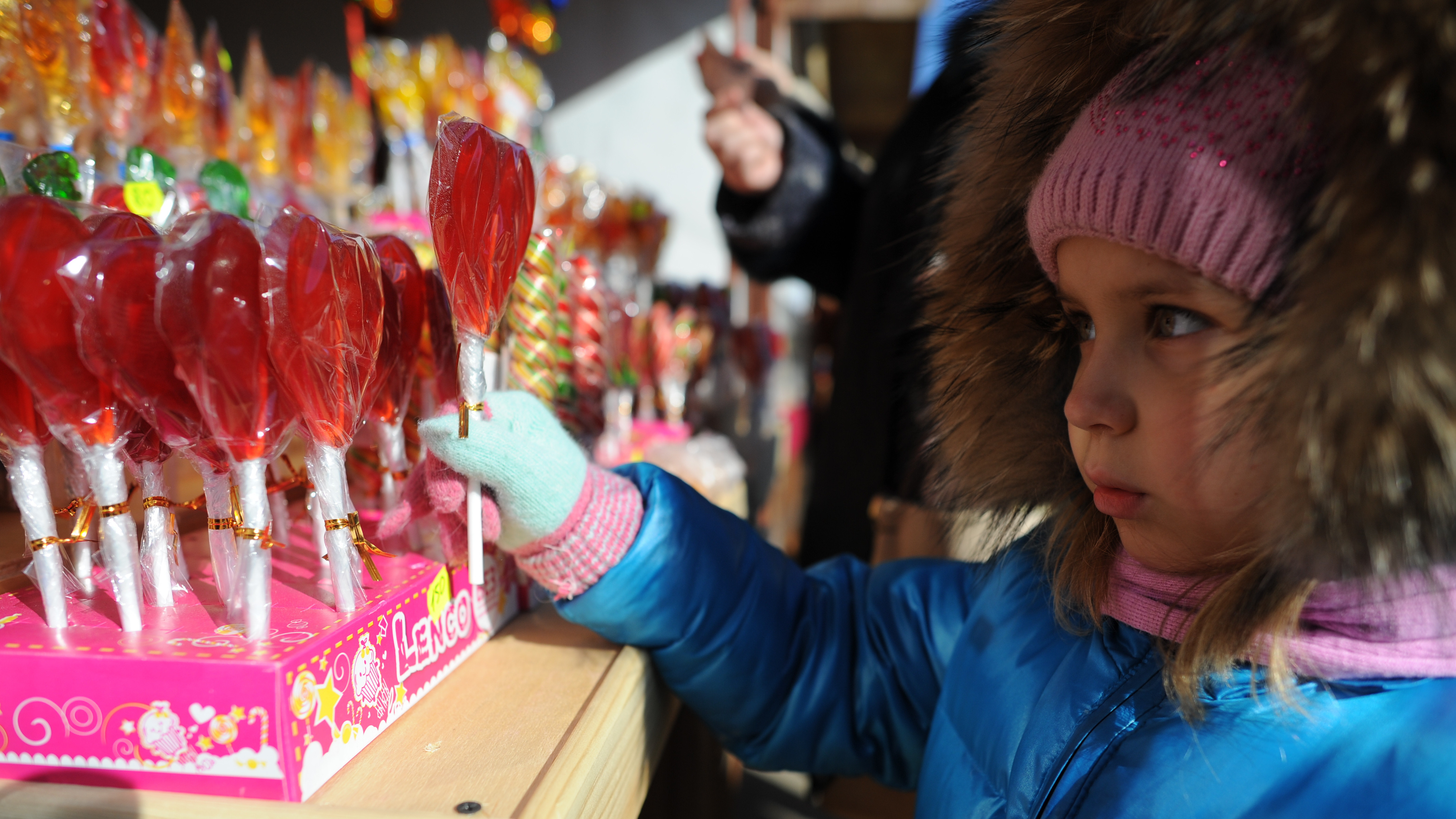 Передвижная ярмарка «Снежный караван» пройдет в Подмосковье