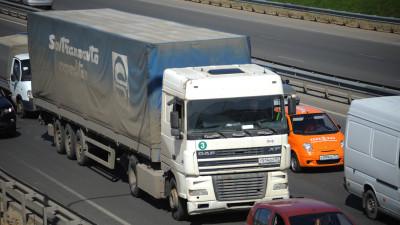 Почти 770 разрешений для перевозки тяжеловесных грузов выдали в Подмосковье в 2020 году