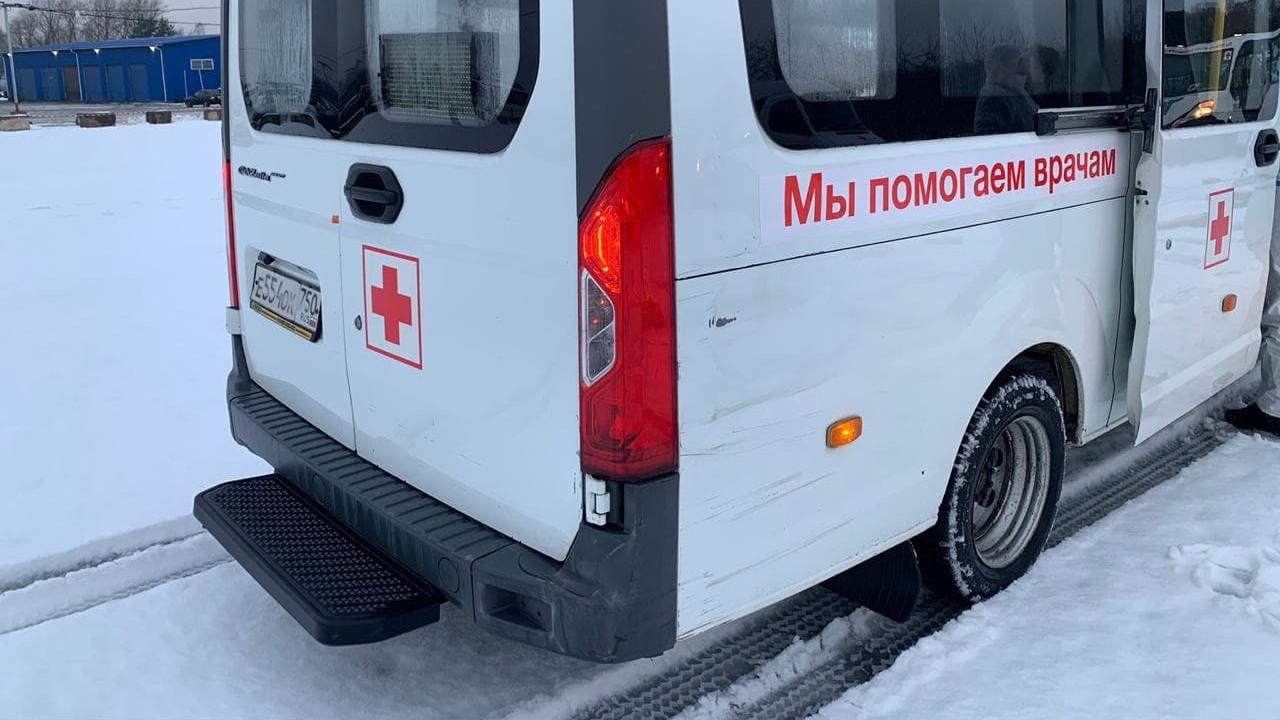Почти 830 автобусов предоставили перевозчики Подмосковья для выездов врачей к пациентам