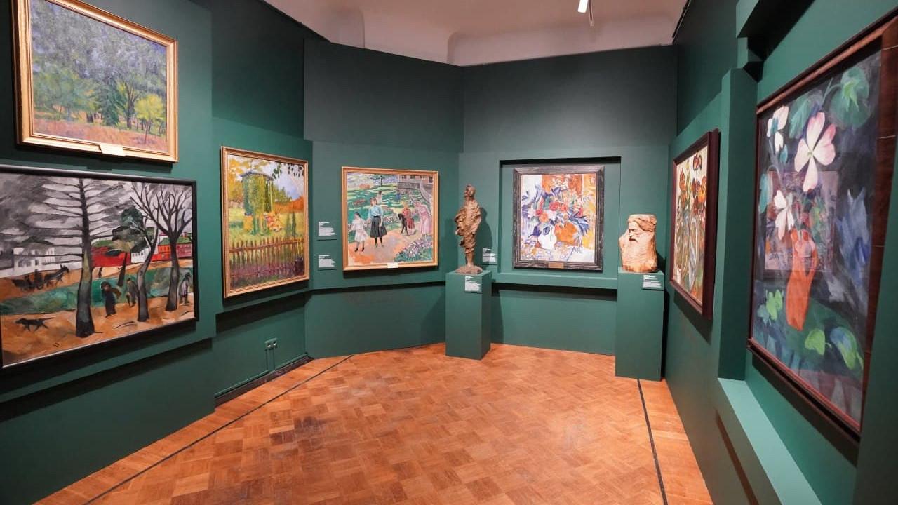Почти 90 шедевров из семи федеральных музеев представят на выставке в Серпухове
