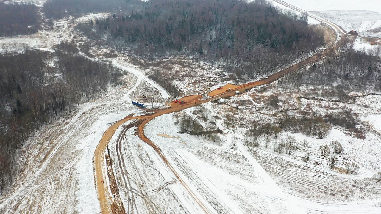 Подъезд к источнику «Гремячий ключ» в Сергиево-Посадском округе капитально отремонтируют