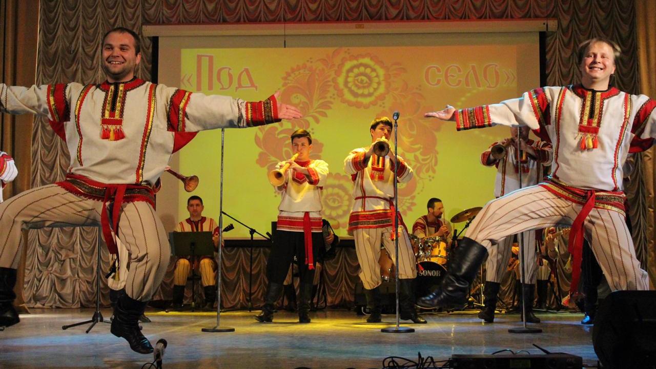 Подмосковному ансамблю присвоили звание «Заслуженный коллектив народного творчества»