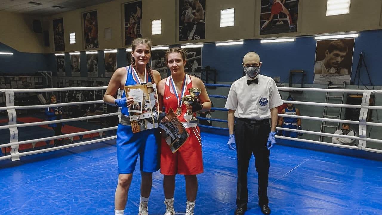 Подмосковные боксеры завоевали 5 медалей на всероссийских соревнованиях