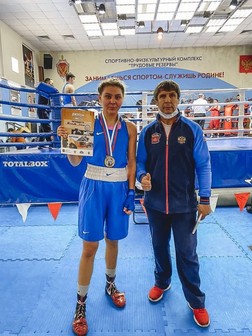 Подмосковные боксёры завоевали 5 медалей на всероссийских соревнованиях