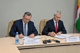 Подписано соглашение между Минспортом России и Правительством Калужской области о сотрудничестве в сфере физической культуры и спорта