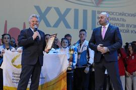 Поволжская государственная академия физической культуры, спорта и туризма стала победителем Всероссийского фестиваля вузов физической культуры