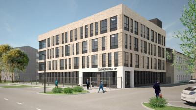 Пристройку к поликлинике построят в Реутове в 2022 году
