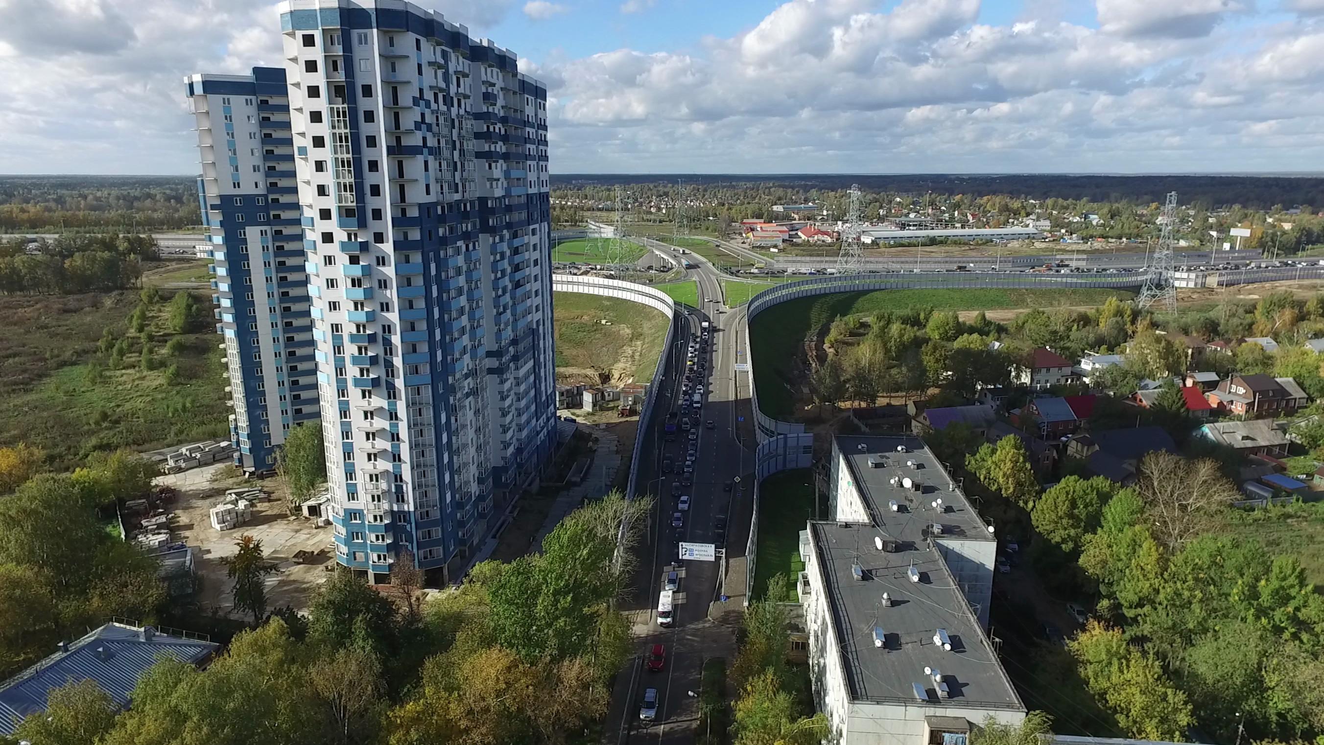 Решение еще по двум долгостроям приняли в Московской области