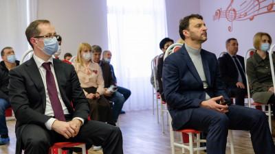 Роман Терюшков презентовал спортивную программу «Маугли» для Раменского городского округа