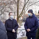 Роман Терюшков: «Проблема холодных батарей у жителей Красково должна быть решена в течении трех дней»