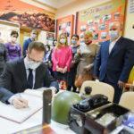 Роман Терюшков: «Проект инициативного бюджетирования выполняет важную социальную функцию»