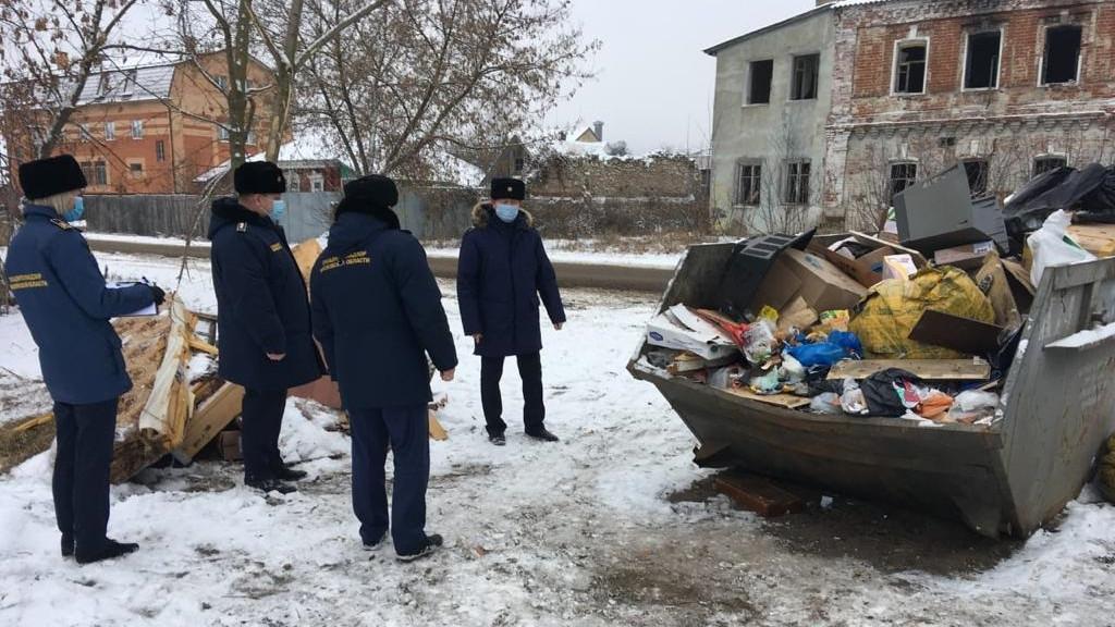 Руководитель Госадмтехнадзора Подмосковья проинспектировал Озеры