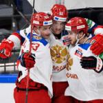 Сборная России по хоккею — победитель Кубка Первого канала