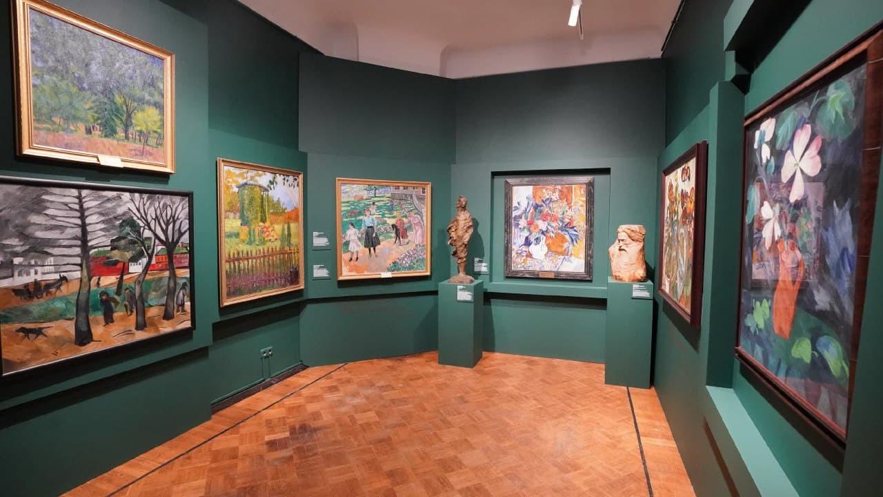 Серпуховский историко-художественный музей представит выставку «Мир, сотворенный заново»