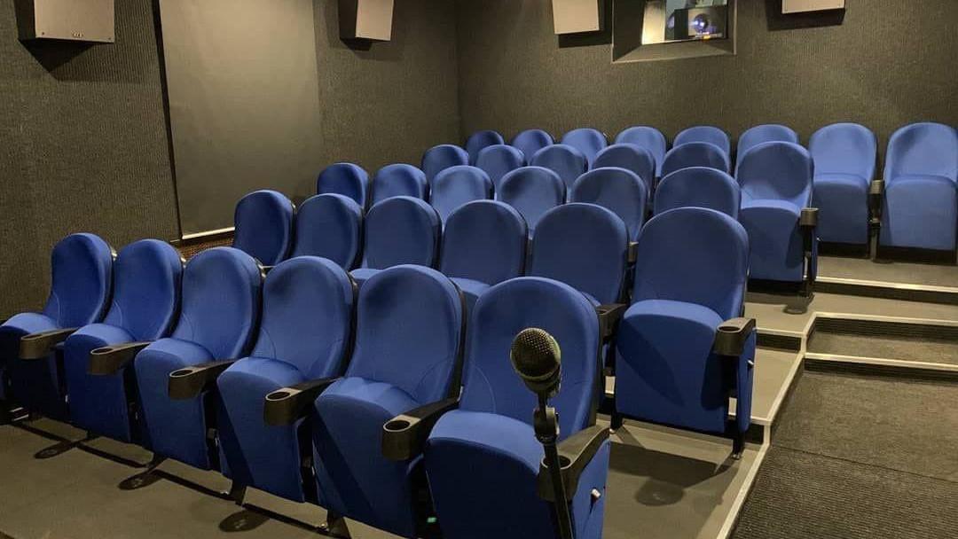 Современный кинозал открыли в Жуковском в рамках конкурса Фонда кино