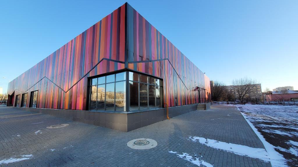 Специалисты «СтройЭксперта» провели осмотр комплекса бытовых услуг в Коломенском округе