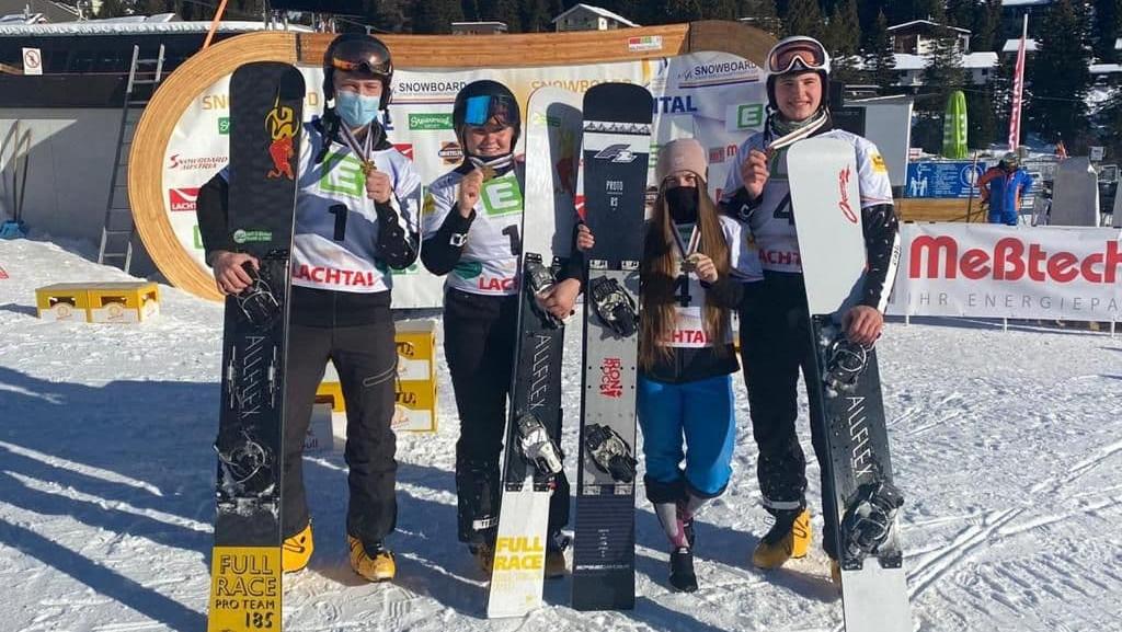 Спортсменка из Подмосковья завоевала вторую бронзу первенства мира по сноуборду