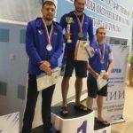 Спортсмены из Подмосковья завоевали 9 медалей на всероссийских соревнованиях по прыжкам в воду