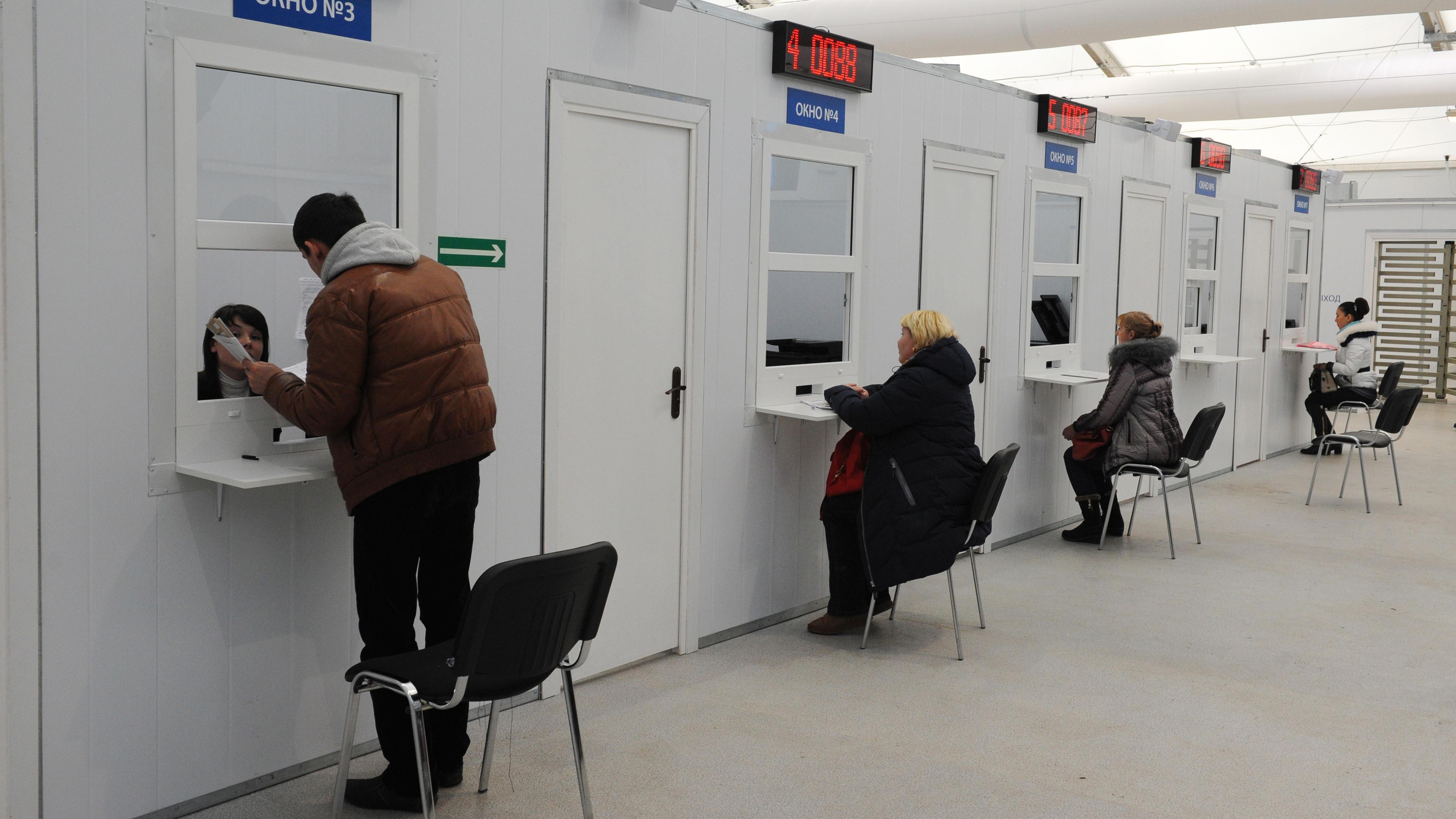 Стоимость патента для иностранных граждан сохранили в Московской области