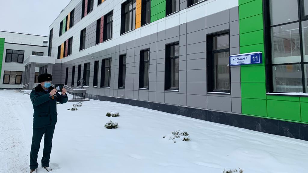 Строительство пристройки к Ашукинской школе завершилось в Пушкинском округе