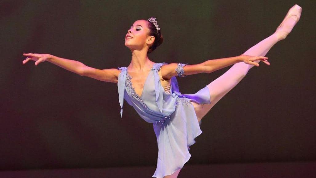 Студентка подмосковного хореографического училища победила во Всероссийском конкурсе искусств