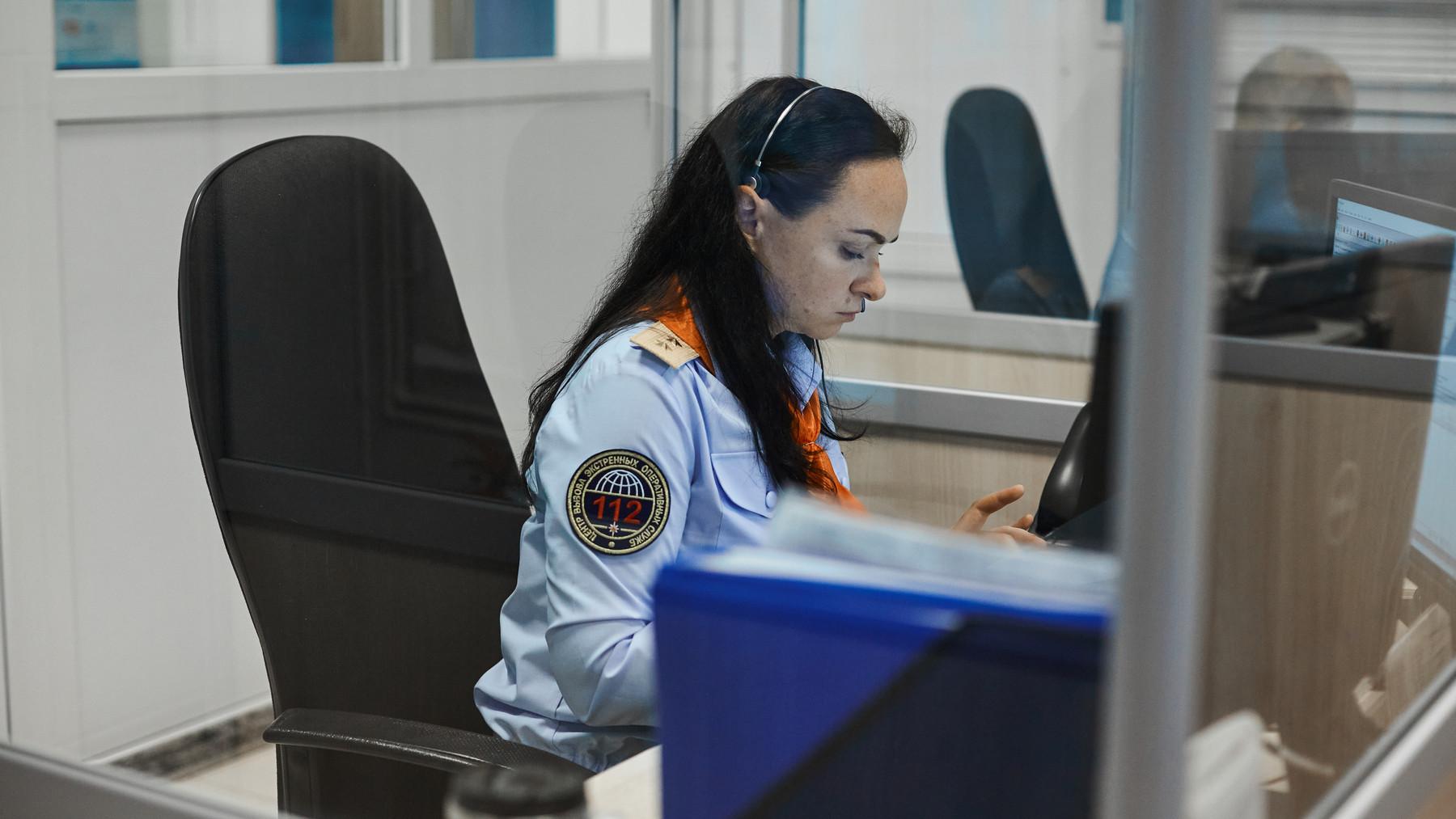 Свыше 240 тыс. вызовов поступило в систему-112 Московской области за неделю