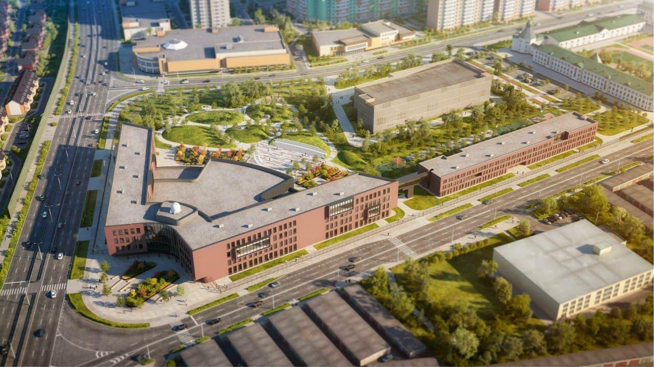 Учебный корпус, детский технопарк и кампус построят в Долгопрудном